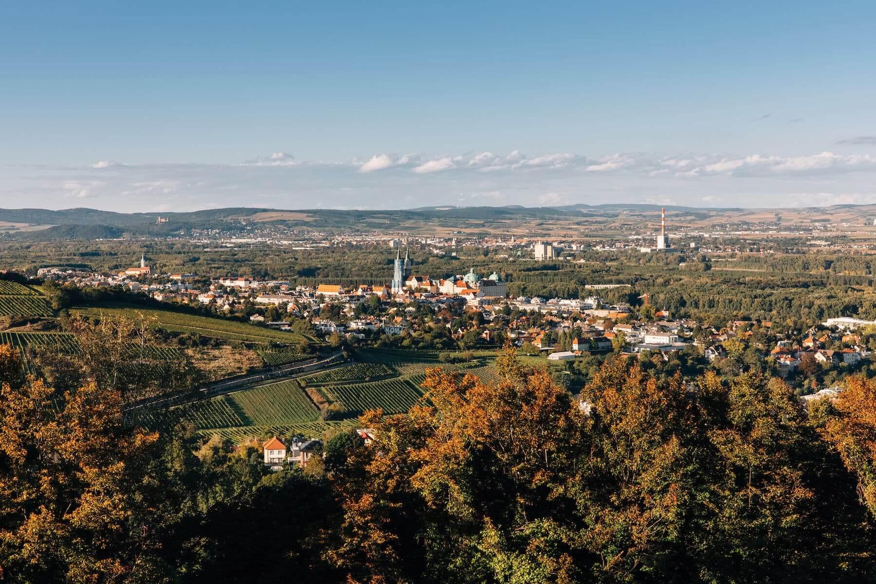 Wohnen im Stadtkern Klosterneuburg